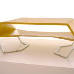 Trapez table