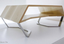 Trapez low table